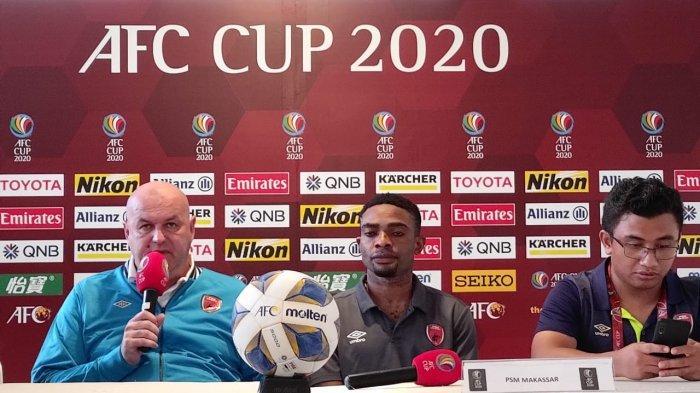 7 Fakta Laga PSM 1-1 Kaya FC di AFC Cup 2020 Zona ASEAN - Gol Perdana Osas hingga Rekor Kartu Merah