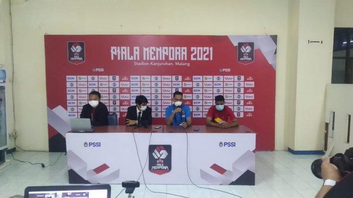 Hasyim Kipuw Bahagia PSM Makassar Lewati Grup Neraka
