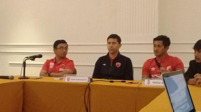 Leg ke 2, Pelatih PSM Siapkan Strategi Balas Kekalahan dari Bhayangkara FC