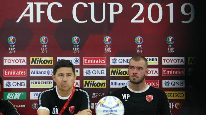 AFC Cup 2019 PSM Makassar Vs Kaya FC - Pelatih PSM Darije Kalezic Tempa Mental Tanding Pluim Cs