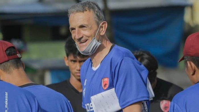 Singgung Medali Emas Olimpiade Bulutangkis Indonesia, Pelatih PSM Kritik Jadwal Dadakan Liga 1 2021