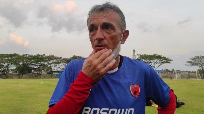 Lawan Bali United, Ini Tiga Pemain Disiapkan Milomir Seslija Isi Posisi Anco Jansen