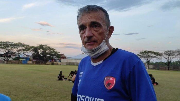 Bersitegang dengan Pelatih Fisik Barito Putera, Milomir Seslija Sudah 2 Kali Kantongi Kartu Kuning