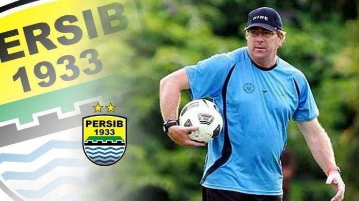 10 Pelatih Asing Selalu Berakhir Tragis di Persib Bandung, Bagaimana dengan Robert Alberts?