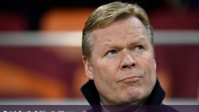 Alasan Ronald Koeman Tolak Tawaran Menggiurkan Barcelona