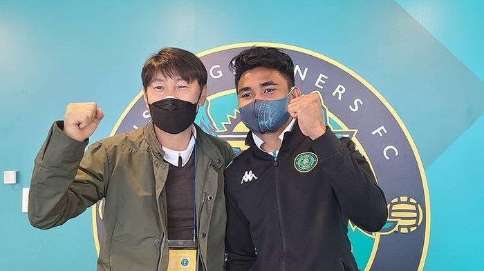 Shin Tae-yong: Jika Semua Pemain Bermain Seperti Asnawi, Sepak Bola Indonesia Akan Berubah