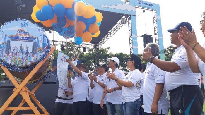 Dibuka Bupati Toraja Utara, 6 P Meriahkan Pesta Rakyat Simpedes BRI di Rantepao