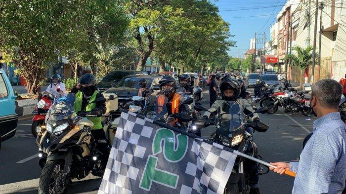 Touring 2.000 Km, Benelli Big Bike Jajal 5 Provinsi di Sulawesi