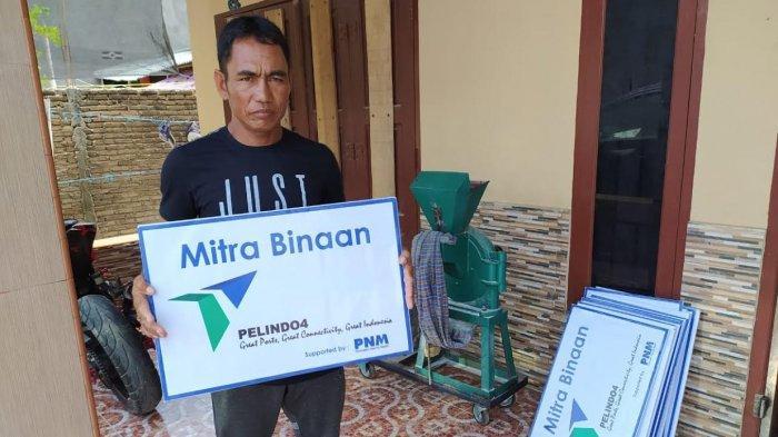 Capacity Building Mitra Binaan Pelindo IV Klaster Usaha Rumput Laut di Galesong Utara