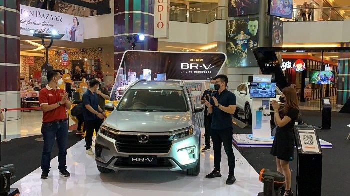 All New Honda BR-V Resmi Mengaspal di Makassar, Intip Penampakannya di TSM