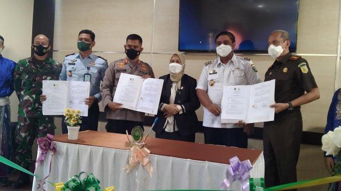 Pertama di Indonesia, Pengadilan Negeri Maros Luncurkan Aplikasi Mudahkan Masyarakat Urus Berkas