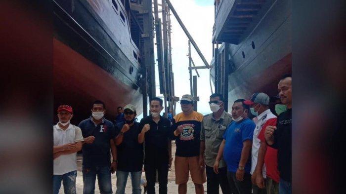 Kapal Pinisi Papillon Diluncurkan di Bira Bulukumba, Harganya Rp5 Miliar