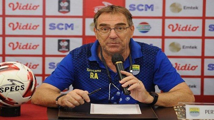 Rene Out Menggema! Kesabaran Bobotoh Persib Bandung Habis, Seri 4 Kali Padahal Banyak Pemain Hebat