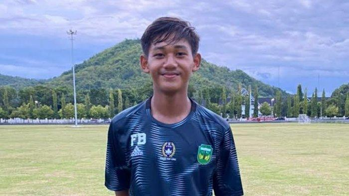 M Fadly Pemain Termuda di Skuad Pra Porprov Luwu, Baru Berusia 16 Tahun