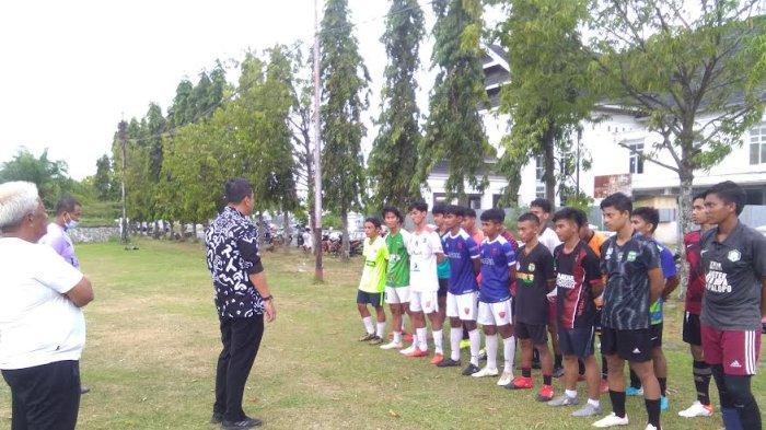 Jelang Liga 3 Sulsel, Hanya 18 Pemain PS Luwu Ikuti Latihan Perdana