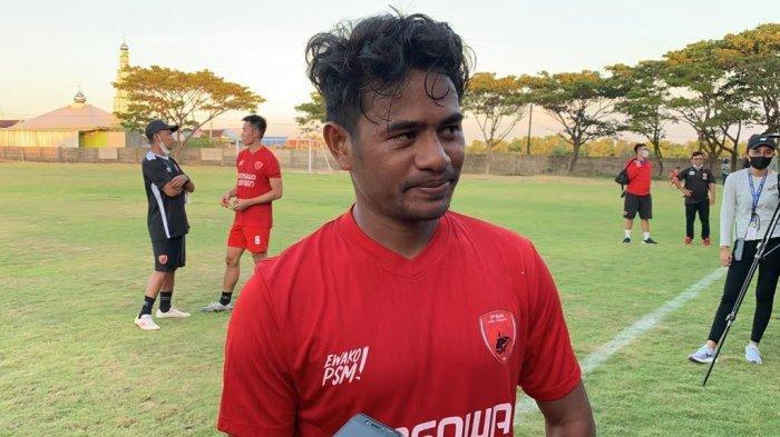 Ilham Udin Armaiyn Ingin Berprestasi di PSM Makassar
