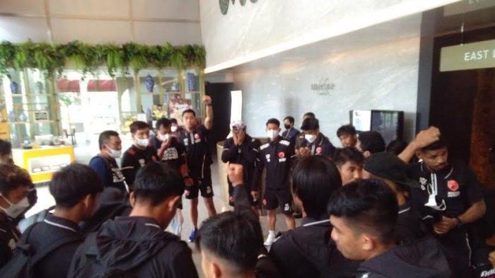 Milomir Seslija Minta Pemain PSM Makassar Lebih Disiplin