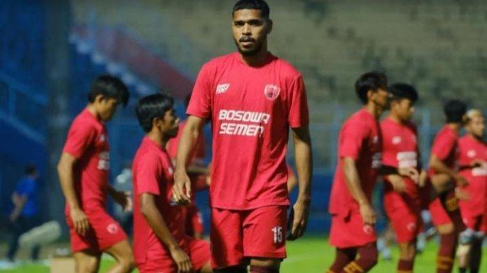 Bek PSM Hasyim Kipuw Main Fun Football untuk Jaga Kebugaran