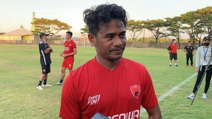 PSM vs Madura United, Ilham Udin Armaiyn Target Cetak Gol