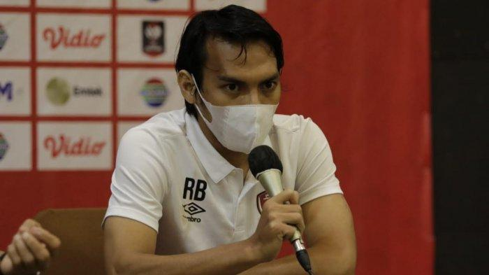 Lawan Borneo FC, Rasyid Bakri Siap Kerja Keras Lagi