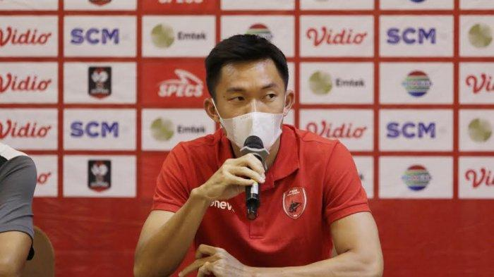 Gelandang PSM Sutanto Tan Optimis Menang Lawan Bhayangkara Solo FC