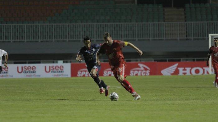 Presiden Arema FC Kecewa Timnya Main 1-1: Imbang Rasa Kalah