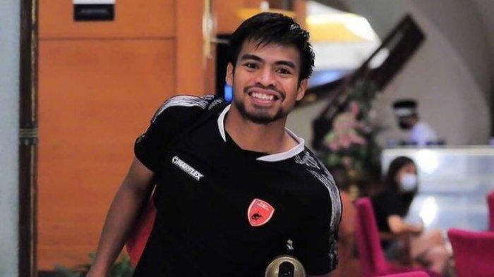 Gelandang PSM Makassar Saldi Tetap Latihan di Bulan Ramadan