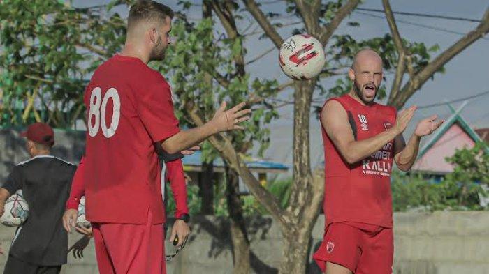 Anco Jansen Cetak 6 Gol di Ajang Pramusim, Masih 0 Gol di Dua Laga Liga 1, Ini Alasan Pelatih PSM?