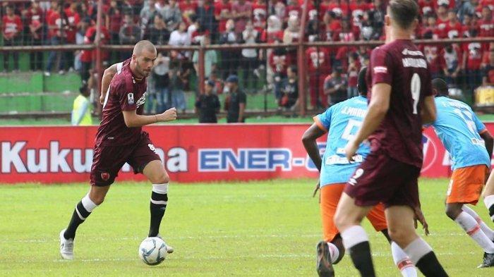 PSM Makassar Vs Perseru Serui - Tambah 3 Pemain, Perseru Lebih Siap! Darije Kalezic Enggan Santai