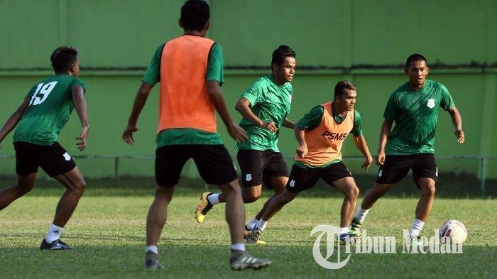 Bek Semen Padang dan Gelandang Borneo FC Bakal Merapat ke PSMS?