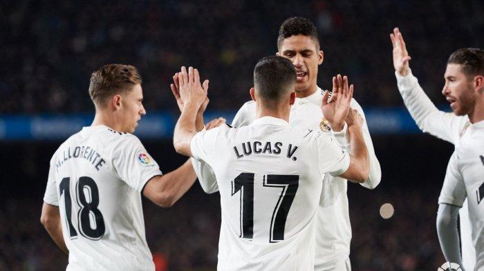 Dini Hari Barcelona vs Real Madrid Berakhir Seri Tuan Rumah Nyaris Dipermalukan, Berikut Video Gol