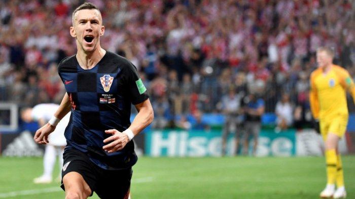 Hasil & Cuplikan Gol Inggris vs Kroasia: Luka Modrić dkk ke Final Piala Dunia 2018 Lewat Injury Time