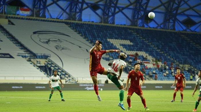 HASIL Kualifikasi Grup G Piala Dunia: Timnas Indonesia dan Thailand Senasib, Vietnam Unggul