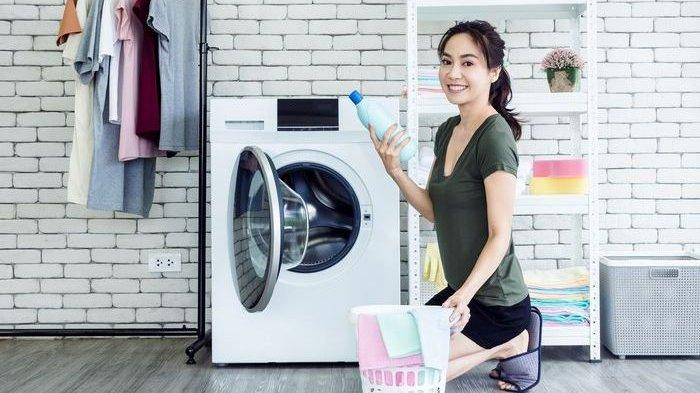 Begini 6 Cara Hemat Listrik dan Air Saat Gunakan Mesin Cuci, Atur Putaran hingga Mode Pengeringan