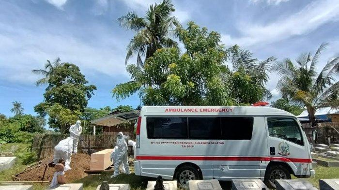 Satu Pasien Covid-19 Asal Barru Meninggal di RSUD Andi Makkasau