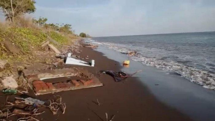Dampak Abrasi, Mayat Hilang di Pemakaman Desa Biangkeke Bantaeng