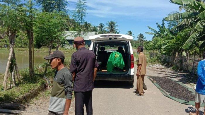 Jenazah Tanpa Identitas di Pantai Tarusang Jeneponto Dimakamkan di Monro-monro