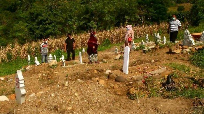Khawatirkan Makam Keluarganya Dibongkar, Warga Asal Maros Datangi Pekuburan Covid di Parepare