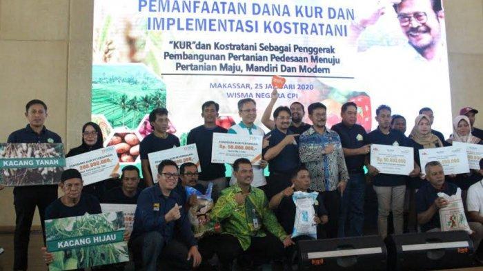 BNI Salurkan Rp 1,54 Triliun KUR untuk Petani di Indonesia