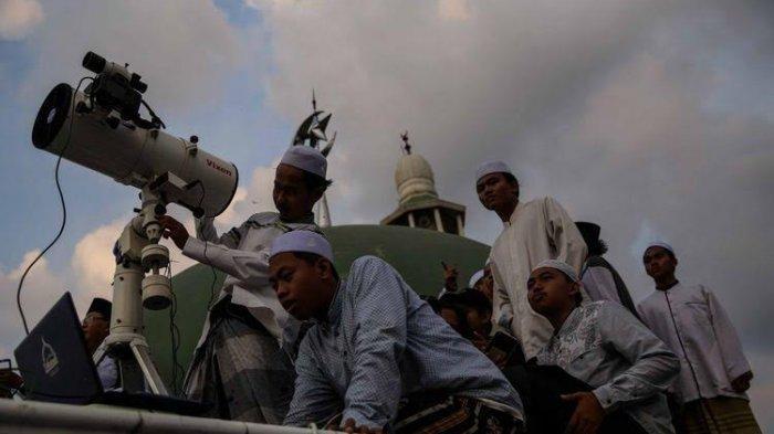 Daftar Lokasi Pemantauan Hilal, Penentuan 1 Syawal 1441H/2020M di 34 Provinsi di Indonesia