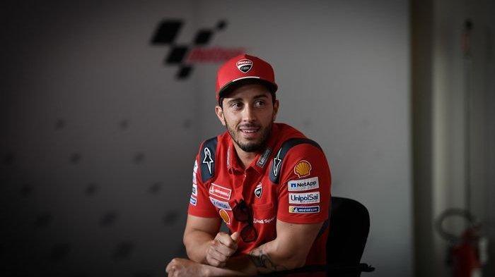Klasemen Sementara MotoGP 2020 - Andrea Dovizioso Tikung Fabio Quartararo