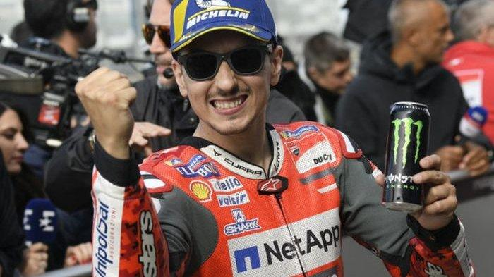 MotoGP - Jorge Lorenzo Bantah Kembali ke Ducati Musim Depan