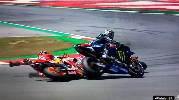 Pembalap Repsol Honda, Jorge Lorenzo Mengaku Ketakuta Saat Mengalami Kecelakaan di Barcelona