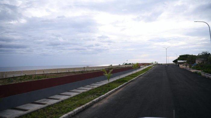 Pembangunan pedestrian sepanjang 1,1 km (kilometer) menjadi destinasi wisata baru yang diperbaiki dan dirapikan di masa Pemerintahan Prof Andalan, dengan bantuan anggaran dari Pemprov Sulsel di Kawasan Bira Bulukumba