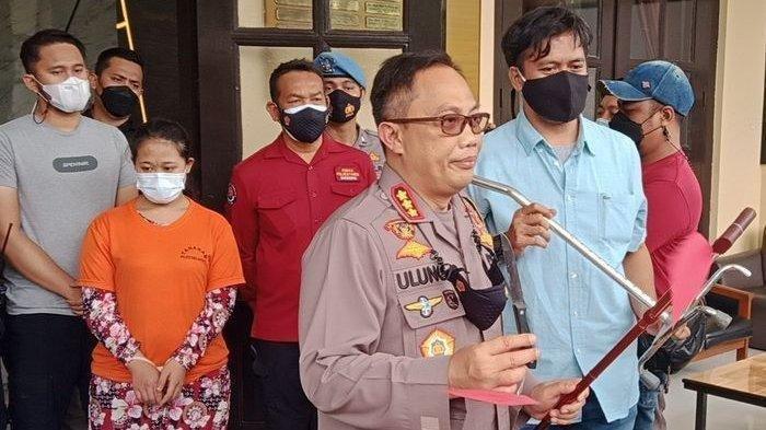 Pembantu Bunuh Majikan di Bandung Dikenakan Pasal Sama Bripka CS Habisi 3 Orang Diancam 15 Tahun Bui