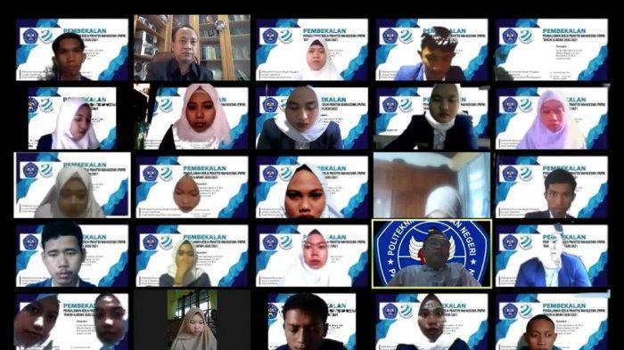 33 Mahasiswa Prodi ABI Politani Pangkep Magang di 10 Perusahaan dan BUMN, Ini Pesan Ketua Jurusan?