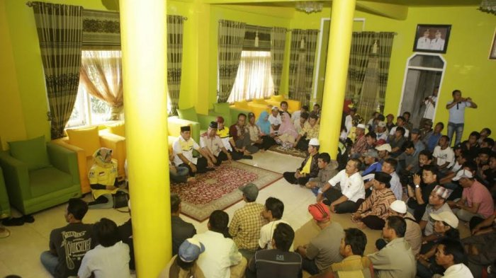Solid, Tokoh Masyarakat Enrekang Bersatu Menangkan NH-Aziz