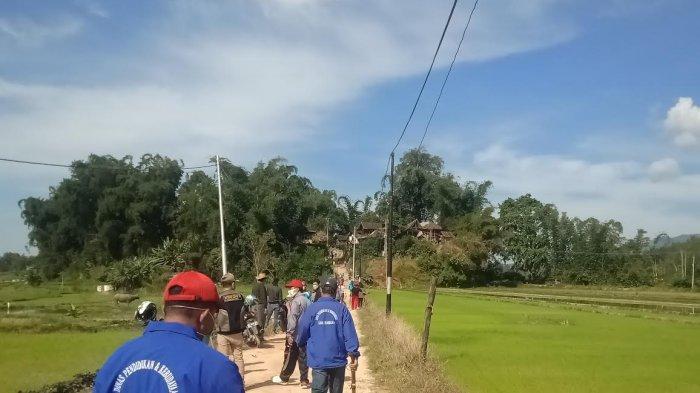 Jumat Pagi, Ratusan ASN Mamasa Bersihkan Jalan ke Tondok Bakaru