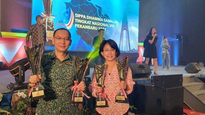 Sippa Dhamma Samajja Tingkat Nasional, Sulsel Raih 4 Gelar Juara di Riau