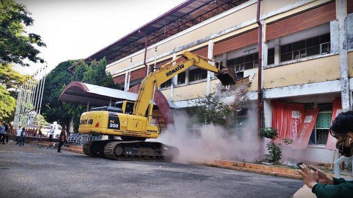 Stadion Mattoanging Dibongkar, PSM Tak Ingin Jadi Tim Musafir di Liga 1, Ini Calon Kandang Baru?